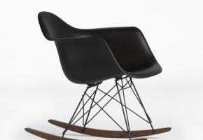 Eames Rocking Armchair RAR Schaukelstuhl