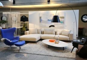 Ettore Design Sofa Flexform