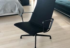 Eames Aluminium Chair EA 116