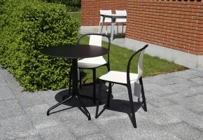 Belleville Chair Gartenstuhl Vitra Bouroullec