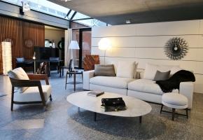 Groundpiece Sofa Flexform