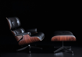 Lounge Chair Charles & Ray Eames Vitra Klassiker Sessel