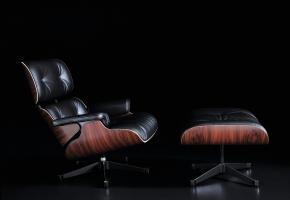 Lounge Chair Charles & Ray Eames Vitra Klassiker Sessel