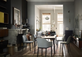 Plate Dining Table Vitra