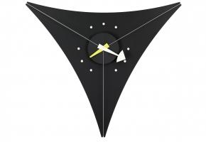 Triangle Wall Clock Nelson Vitra