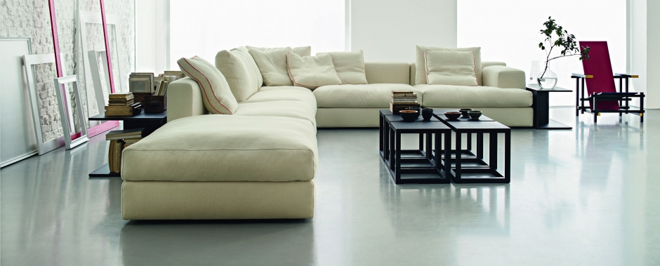 Miloe sofa von cassina ueli frauchiger design for Mornata arredamenti milano